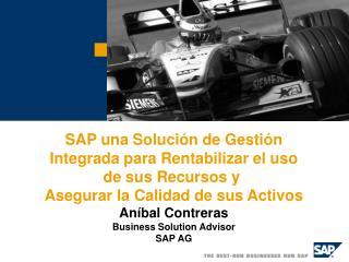 SAP ERP para ICO