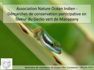 Association Nature Oc�an Indien -
