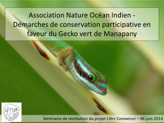 Association Nature Océan Indien -