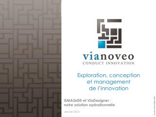 Exploration, conception   et management                     de l'innovation