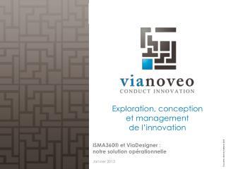 Exploration, conception   et management                     de l�innovation