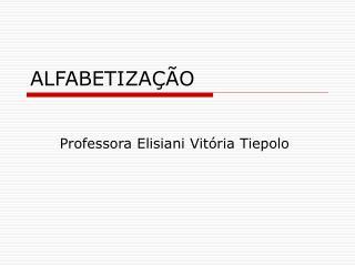 ALFABETIZA