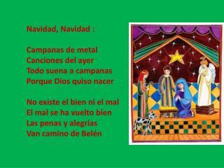 Navidad, Navidad :