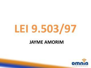 LEI 9.503/97