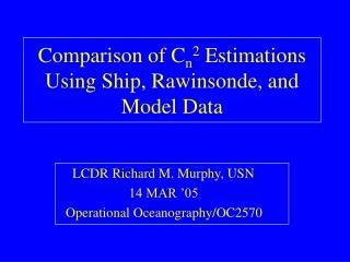 CIRPAS Aircraft Data