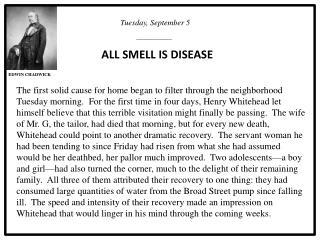 Tuesday, September 5