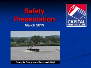 Safety Presentation March 2013