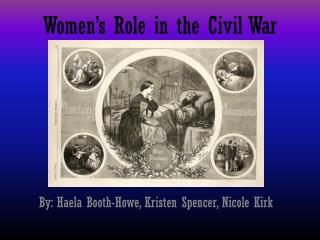 Women's Role in the Civil War