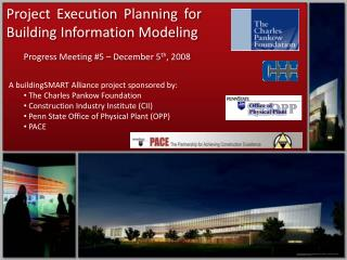 Project Execution Planning for Building Information Modeling
