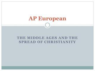 AP European