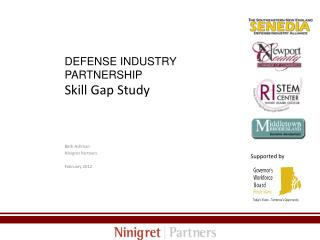 DEFENSE INDUSTRY PARTNERSHIP Skill Gap Study