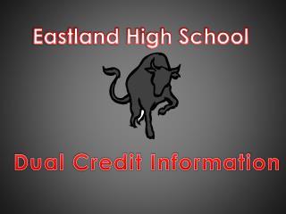 Eastland  H igh School