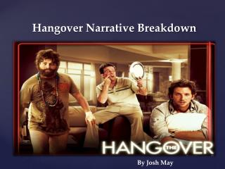 Hangover Narrative Breakdown