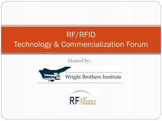 RF/RFID Technology & Commercialization Forum