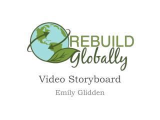 Video  Storyboard