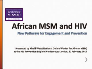 HIV in the United Kingdom: 2013 Report Public  Health England