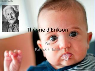 Th�orie d�Erikson