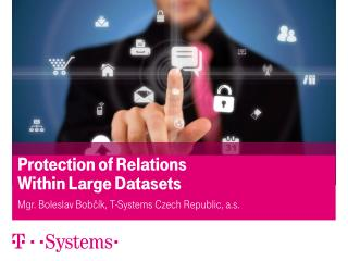 Protection of Relations Within Large Datasets