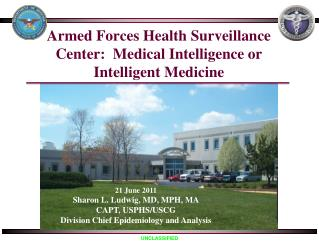 Armed Forces Health Surveillance Center:  Medical Intelligence or Intelligent Medicine