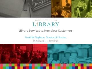 Library Services to Homeless Customers