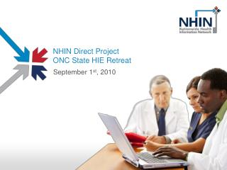 NHIN Direct Project  ONC State HIE Retreat