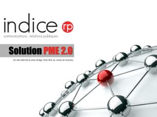 Solution PME 2.0