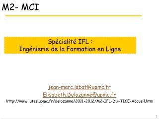 M2- MCI