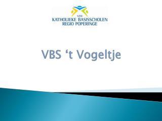 VBS 't Vogeltje