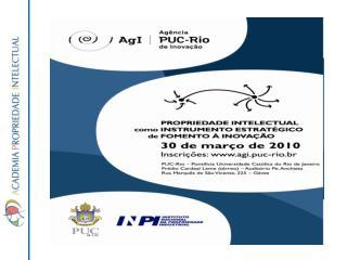 O INPI   uma Autarquia Federal vinculada ao Minist rio do Desenvolvimento, Ind stria e Com rcio   MDIC  Foi criado em 11