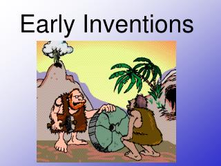 Bobby Caples - Early Inventions