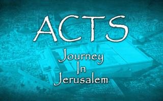Miracles Along the Way Acts 3:1-11