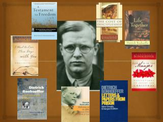 Why Did Bonhoeffer Resist?