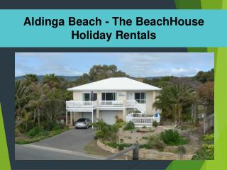 Aldinga Beach - The BeachHouse  Holiday Rentals