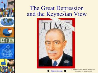 The Great Depression  and the Keynesian View