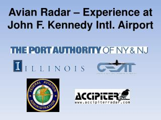 Avian Radar – Experience at  John F. Kennedy Intl. Airport