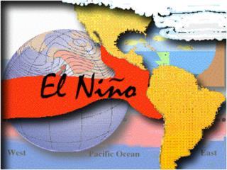 El Ni�o
