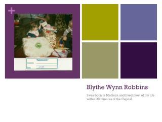 Blythe Wynn Robbins