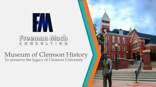 Museum of Clemson History