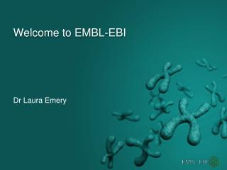 Welcome to EMBL-EBI