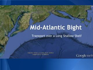 Mid-Atlantic Bight