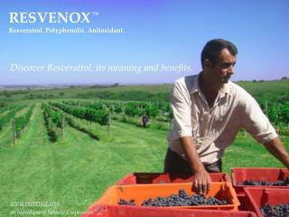 What is Resveratrol