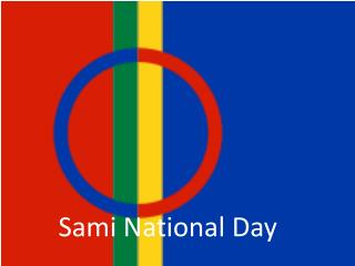 Sami National Day