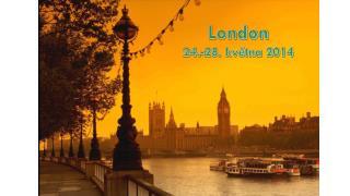 London 24.-28. kv?tna 2014