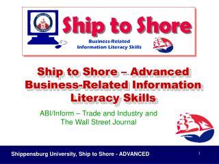 ABI Inform