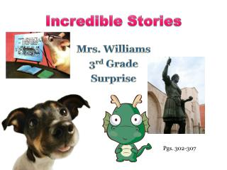 Incredible Stories
