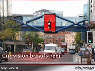 City vision broad street