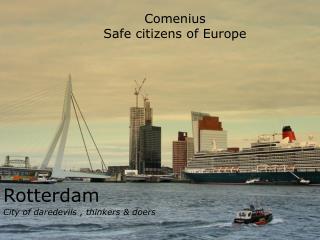 Comenius Safe  citizens  of  Europe