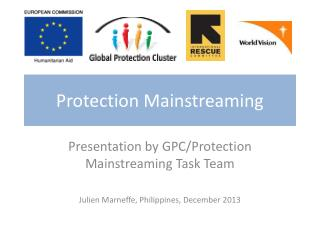 Protection Mainstreaming
