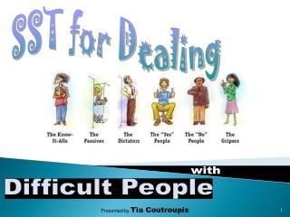 SST for Dealing
