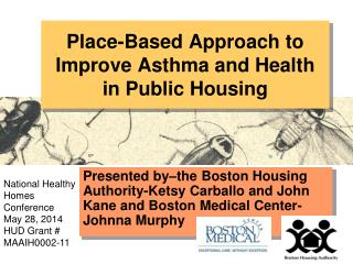 Place-Based Approach to Improve Asthma and Health in Public Housing